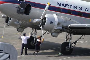 PH-DDZ - DDA Classic Airlines Douglas C-47A Skytrain