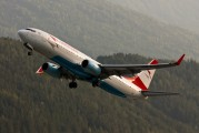OE-LNP - Austrian Airlines/Arrows/Tyrolean Boeing 737-800 aircraft