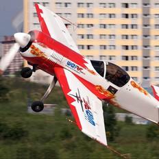 LY-AKG - Private Sukhoi Su-26M