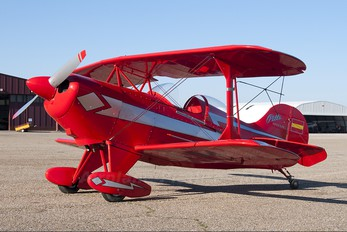 EC-YAQ - Private Pitts S-1D Special