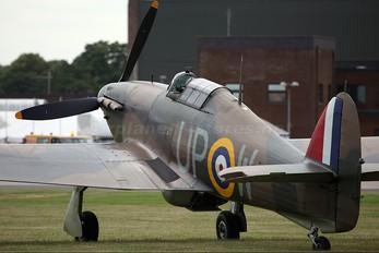 G-HUPW - Private Hawker Hurricane Mk.I (all models)