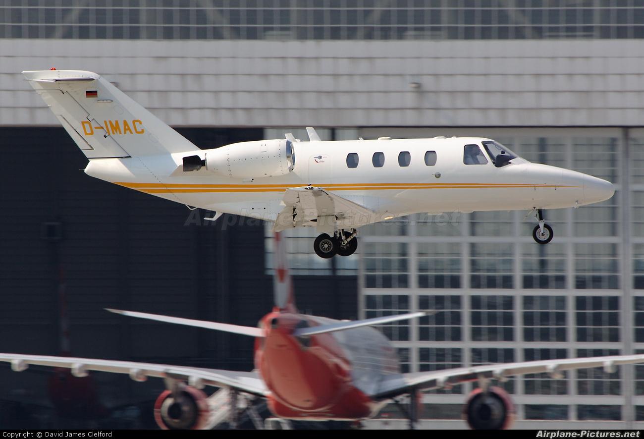 Private D-IMAC aircraft at Munich