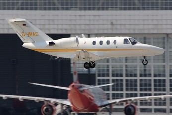 D-IMAC - Private Cessna 525 CitationJet