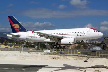 N520TA - TACA Airbus A319
