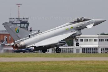 ZJ922 - Royal Air Force Eurofighter Typhoon FGR.4