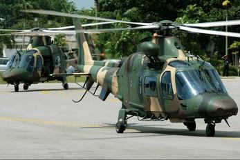 M81-06 - Malaysia - Air Force Agusta / Agusta-Bell A 109LUH
