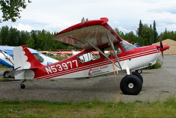 N53977 - Above Alaska Aviation Aeronca Aircraft Corp 7 Champion
