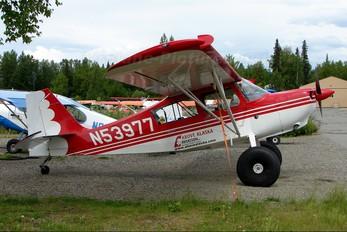 N53977 - Above Alaska Aviation Aeronca Aircraft Corp 7 Champion