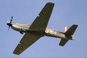 ZF317 - Royal Air Force Short 312 Tucano T.1