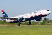 N272AY - US Airways Airbus A330-300 aircraft