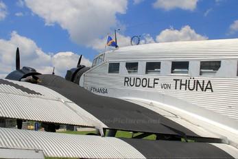 D-ANOY - Lufthansa Junkers Ju-52