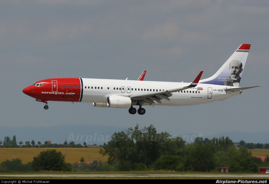 norwegian shuttle