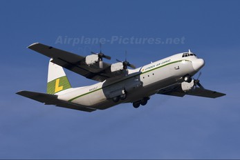 N402LC - Lynden Air Cargo Lockheed L-100 Hercules