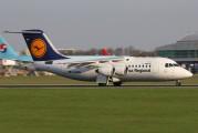 D-AVRG - Lufthansa Regional - CityLine British Aerospace BAe 146-200/Avro RJ85 aircraft