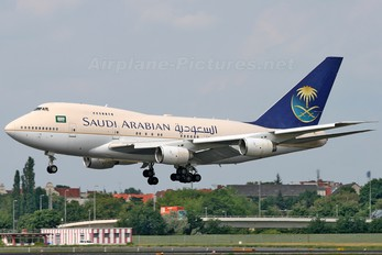 HZ-AIJ - Saudi Arabia - Royal Flight Boeing 747SP
