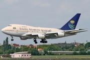 HZ-AIJ - Saudi Arabia - Royal Flight Boeing 747SP aircraft
