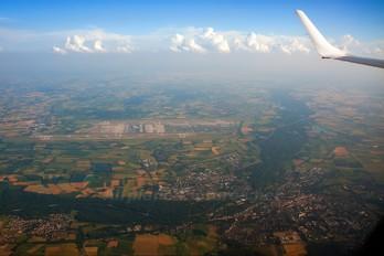 D-AEBA - Lufthansa Regional - CityLine Embraer ERJ-195 (190-200)