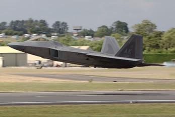06-4126 - USA - Air Force Lockheed Martin F-22A Raptor