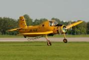 OK-NJK - Air Special Zlín Aircraft Z-37A Čmelák aircraft
