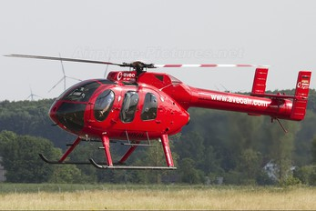 D-HKAL - Private MD Helicopters MD-600N