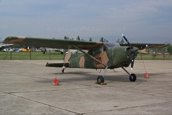 FAH-122 - Honduras - Air Force Cessna 185 Skywagon