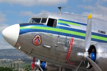 HR-ATH - AVIAC - Aereo Vias Centroamericanas Douglas C-47A Skytrain