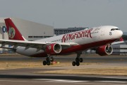 VT-VJK - Kingfisher Airlines Airbus A330-200 aircraft