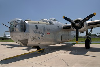 N94459 - Private Consolidated B-24 Liberator