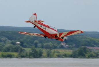 SP-CTB - Private Zlín Aircraft Z-526F