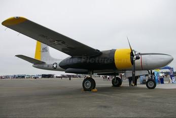 N26PJ - Private Douglas A-26 Invader