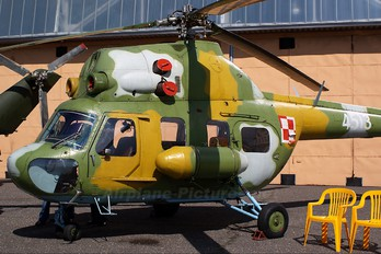 4513 - Poland - Air Force Mil Mi-2
