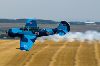 LY-BOS - Private Yakovlev Yak-52
