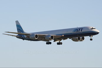 N828BX - ATI - Air Transport International Douglas DC-8-71(F)