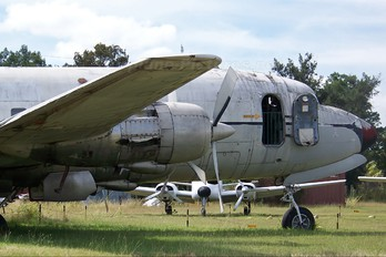 N203CM - Private Douglas C-118A Liftmaster