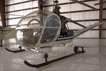 N689HS - Private Hiller Hiller UH-12D