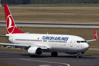 TC-JFU - Turkish Airlines Boeing 737-800