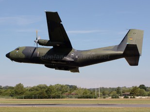 50+58 - Germany - Air Force Transall C-160D