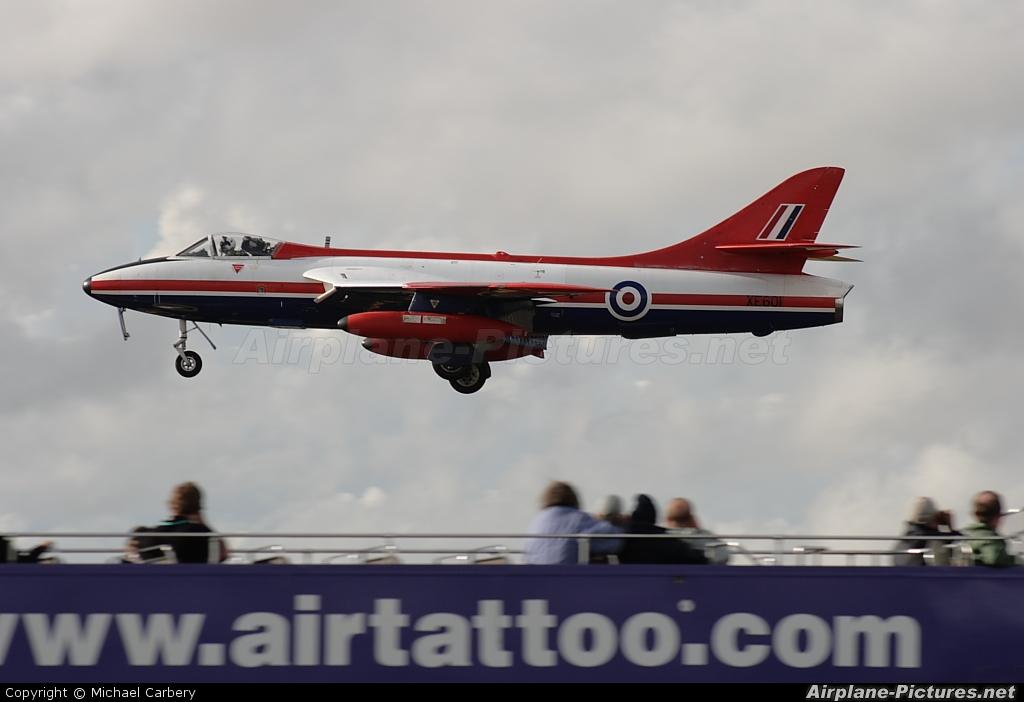 Private G-ETPS aircraft at Fairford