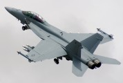166923 - USA - Navy McDonnell Douglas F/A-18F Super Hornet aircraft