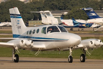 LQ-JCZ - Argentina - Police Cessna 402B Utililiner