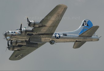 N9323Z - American Airpower Heritage Museum (CAF) Boeing B-17G Flying Fortress