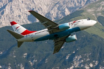 OE-LNM - Austrian Airlines/Arrows/Tyrolean Boeing 737-600