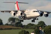 EI-RJZ - CityJet British Aerospace BAe 146-200/Avro RJ85 aircraft
