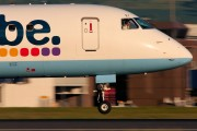 G-FBEI - Flybe Embraer ERJ-195 (190-200) aircraft