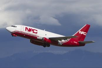 N320DL - Northern Air Cargo Boeing 737-200F