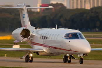 LV-ARD - Private Learjet 45XR
