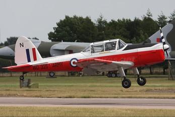 WD325 - UK - Army Historic Flight de Havilland Canada DHC-1 Chipmunk