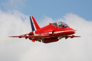 "XX237 - Royal Air Force ""Red Arrows"" British Aerospace Hawk T.1/ 1A aircraft"