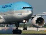 HL7743 - Korean Air Boeing 777-200ER aircraft