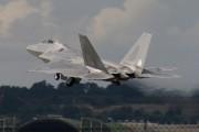 - - USA - Air Force Lockheed Martin F-22A Raptor aircraft